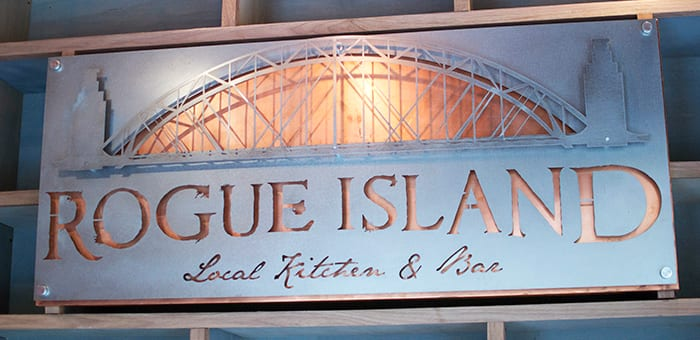 Rogue Island Restaurant - Located in the heart of Providence, RI